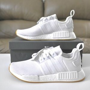 Adidas NMD_R1 - Cloud White- SIZE 9.5 M / 11 W